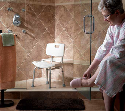 Shower Chairs | Greenwood Home Respiratory Care